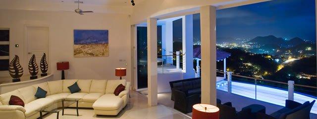 St Lucia Villa Rental, Caribbean Villa Rental - Honeymoons