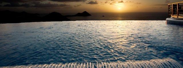 Akasha St Lucia Luxury Villa Rental, Caribbean Villa Rental, Infinity Pool