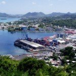 St Lucia Villa Rental, St Lucia Villas for Rent, Luxury Caribbean Villa Rental, Castries Harbour View