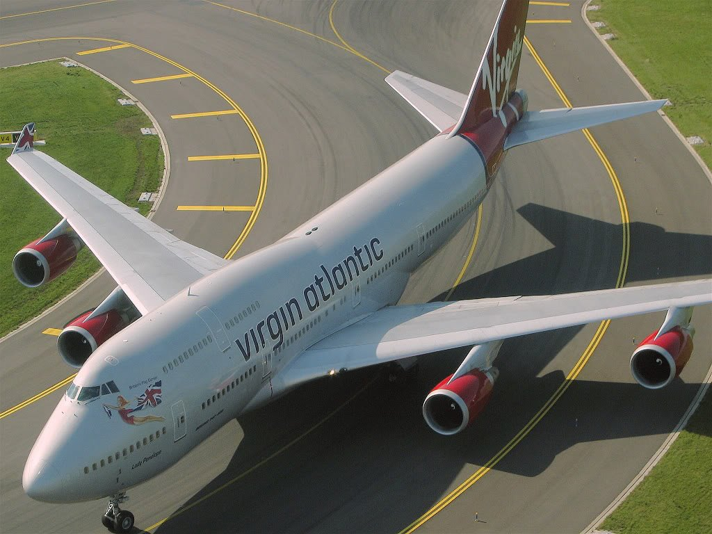 Virgin Atlantic St Lucia