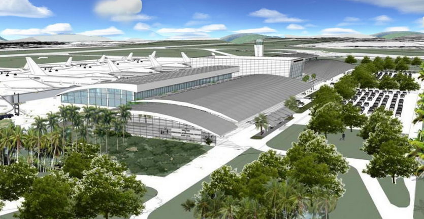 Hewanorra International Airport Renovation for Easier Travel