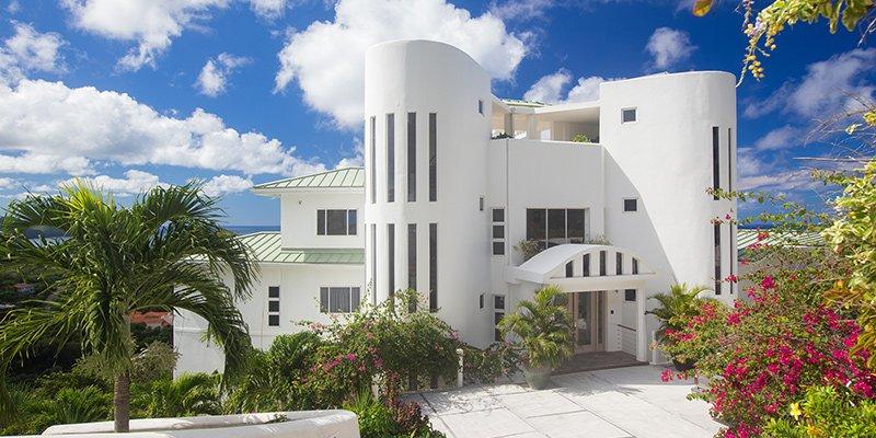 Akasha Villa Cap Estate St Lucia