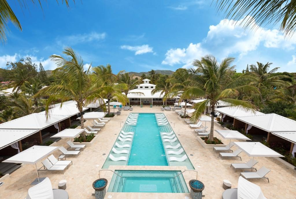St. Lucia Offers a New Resort—Serenity