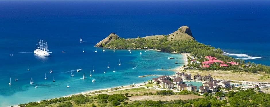 Updates on St. Lucia Tourism Projects