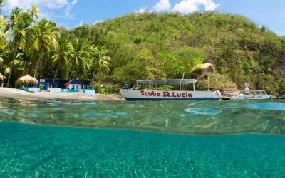 Scuba St. Lucia Offers Dive Training