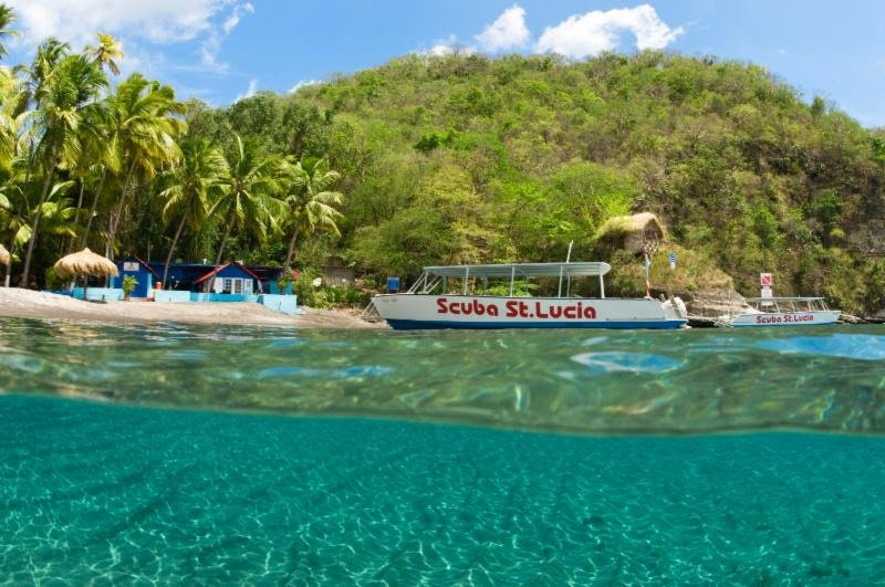 Scuba St. Lucia Offers Dive Training
