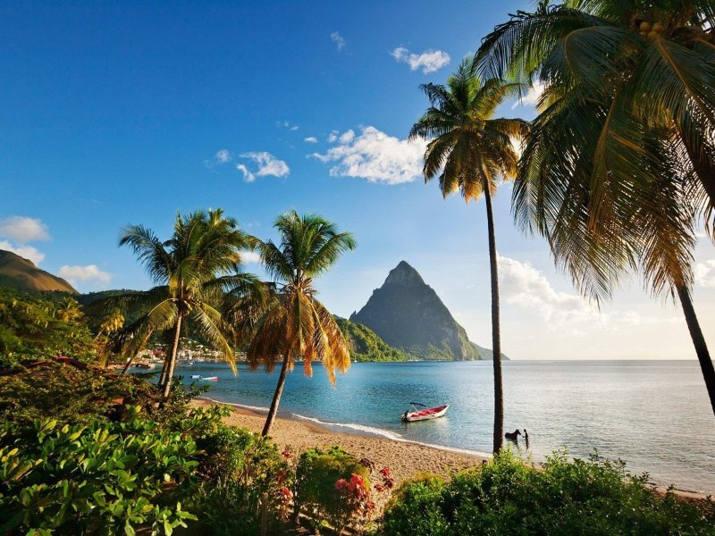Sports Illustrated Supports St. Lucia