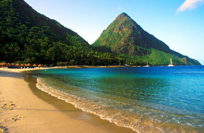 Save On Travel To St. Lucia