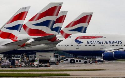 British Airways Solution for St. Lucia Travel from the UK