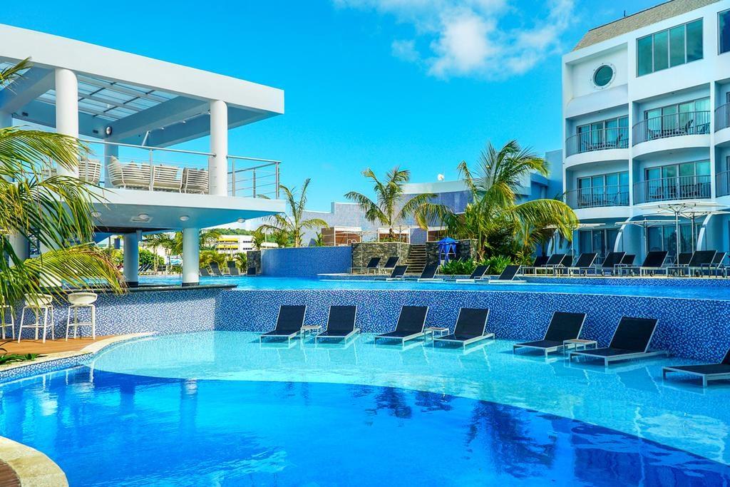 St. Lucia Hotel Rebrand