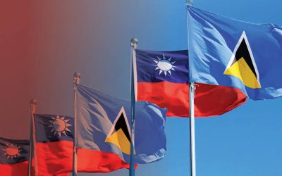 Taiwan And St. Lucia Ties Remain