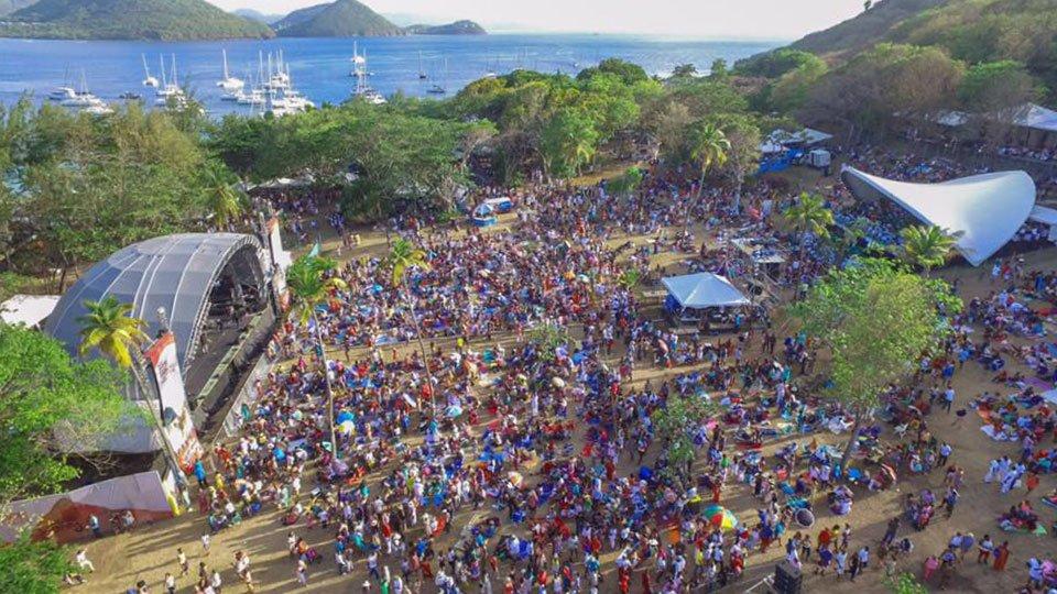 St Lucia Jazz Fest