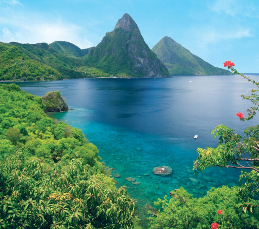 St Lucia Hiking