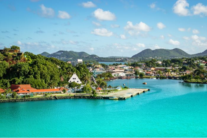 Saint Lucia to Reopen to International Tourism