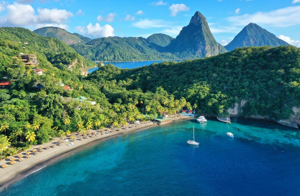 Exploring Soufriere Saint Lucia