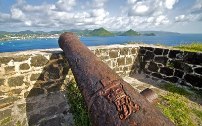 St Lucia History