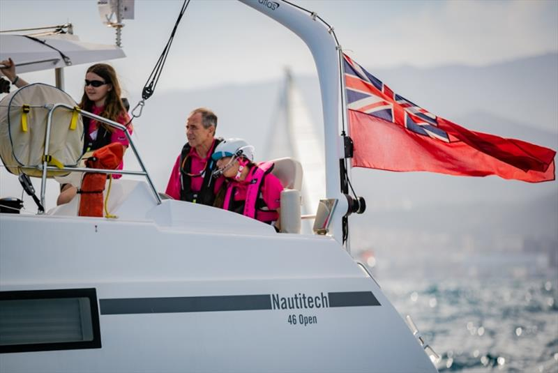 Natasha Lambert Sails For Saint Lucia