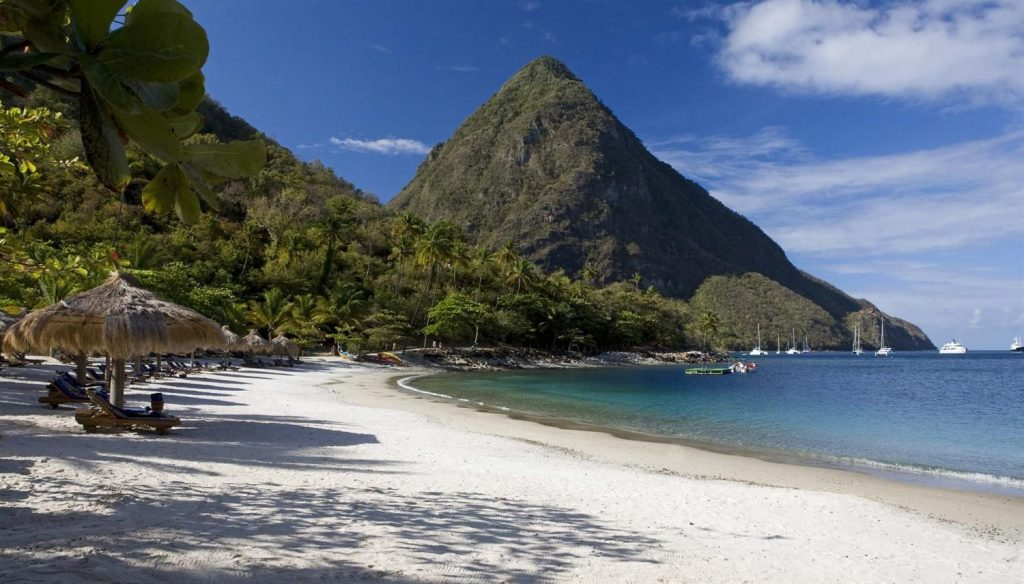 Saint Lucia Winter Travel Deals