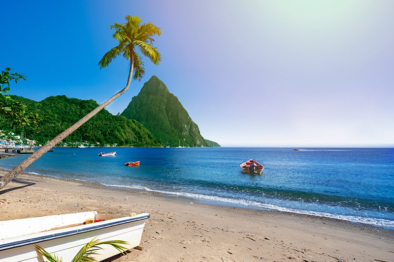 Saint Lucia Is A Perfect Holiday Destination